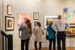 Providence Art Club Exhibition Opening Receptions