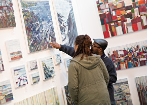 Reading Contemporary Art Fair 2017
