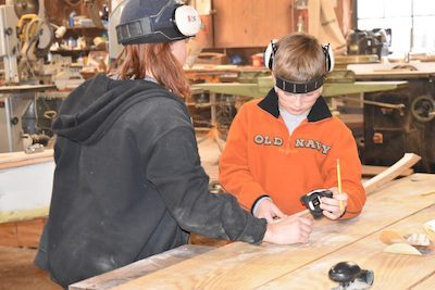 Chesapeake Bay Maritime Museum expands Rising Tide After-School Boatbuilding program